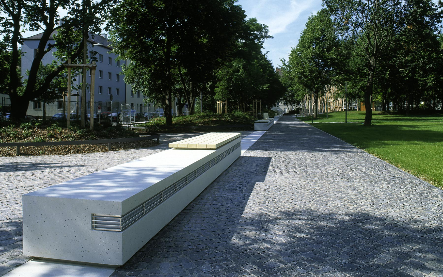 Landschaftsarchitekten München levin monsigny landschaftsarchitekten